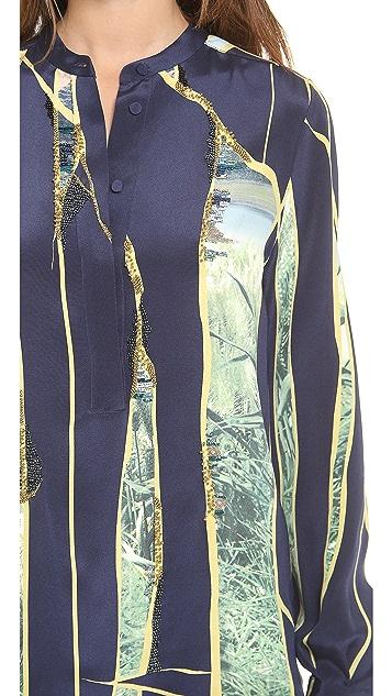 3.1 Phillip Lim Breakthrough Moments Embellished Blouse