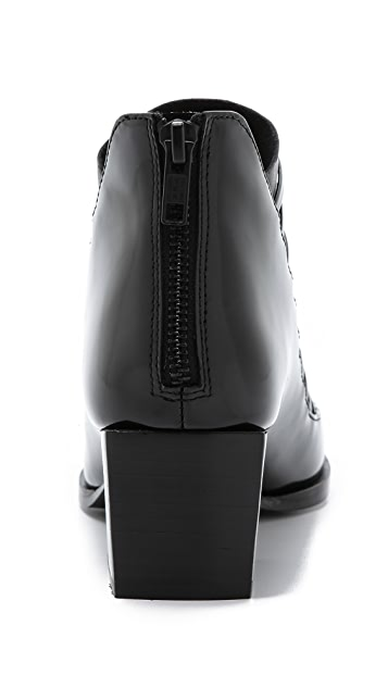 3.1 Phillip Lim Dede Open Toe Booties