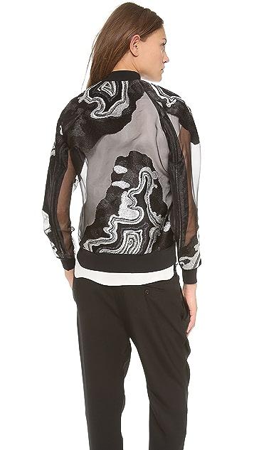 3.1 Phillip Lim Geode Souvenir Jacket