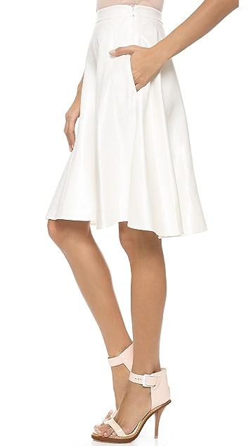 3.1 Phillip Lim Flutter Flounce Skirt