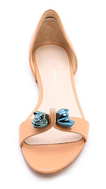 3.1 Phillip Lim Cosmic Flat Sandals