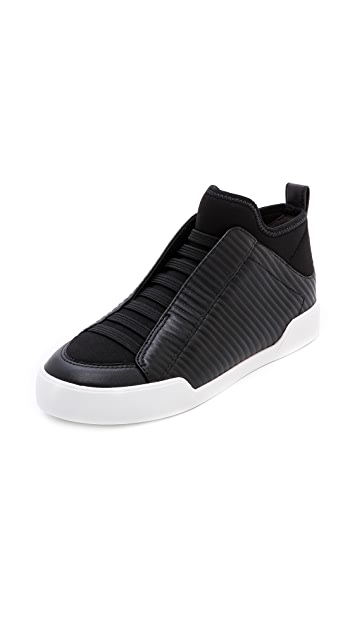 3.1 Phillip Lim Morgan High Top Sneakers