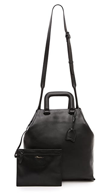 3.1 Phillip Lim Wednesday Trapezoid Tote