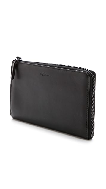 3.1 Phillip Lim 31 File Folder Zip Out Wallet