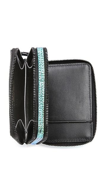 3.1 Phillip Lim 31 Double Compartment Wallet