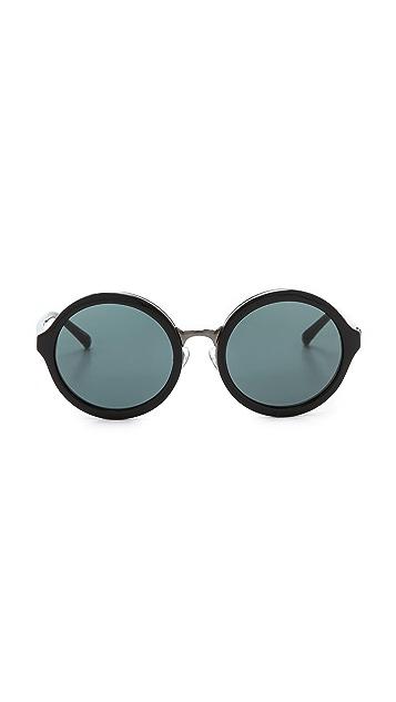 3.1 Phillip Lim Glam Round Sunglasses