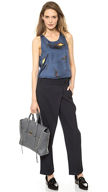 3.1 Phillip Lim Off the Wall Tank