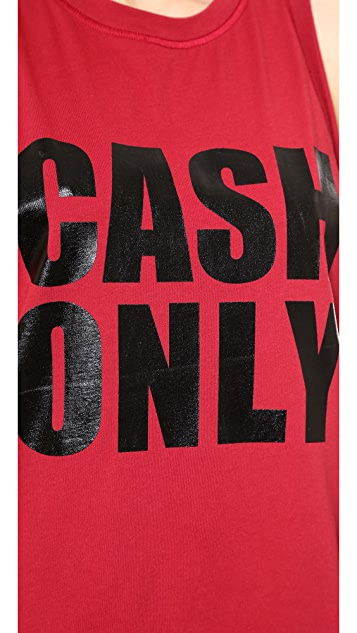 3.1 Phillip Lim Cash Only Tank