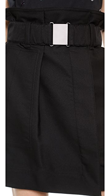 3.1 Phillip Lim Cinched Waist Skirt