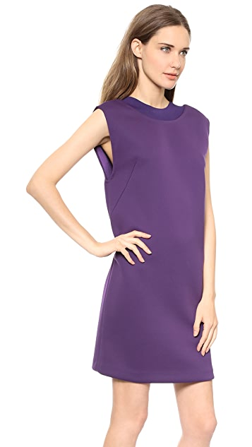 3.1 Phillip Lim Deep V Cocktail Dress