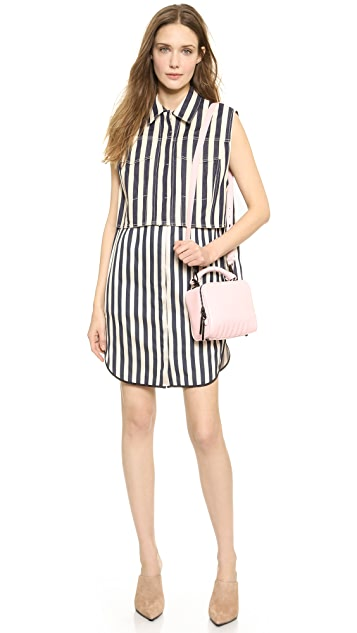 3.1 Phillip Lim Two Piece Layer Shirtdress