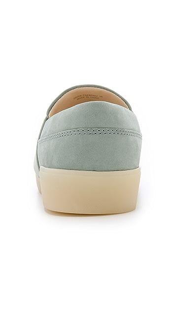 3.1 Phillip Lim Morgan Suede Loafer Sneakers