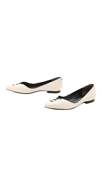 3.1 Phillip Lim Martini Ballet Flats