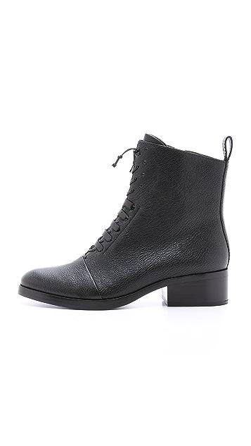 3.1 Phillip Lim Alexa Lace Up Boots