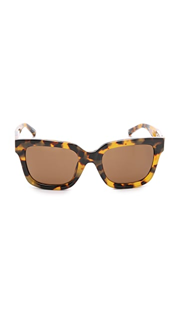3.1 Phillip Lim Square Sunglasses