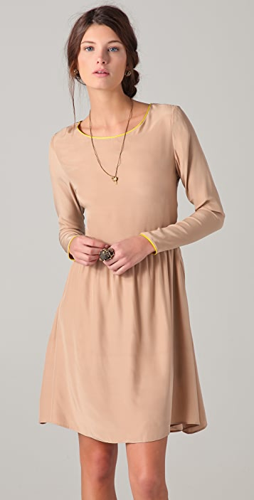 Piamita Sophia Long Sleeve Dress