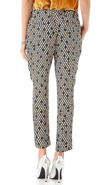 Piamita Brigitte Print Pants