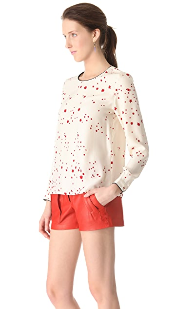 Piamita Juliet Blouse