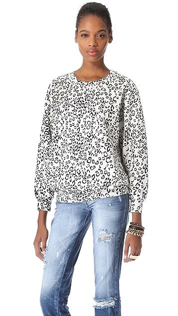 Pierre Balmain Cheetah Sweatshirt