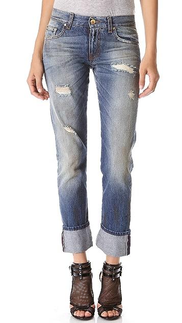 Pierre Balmain Boyfriend Jeans