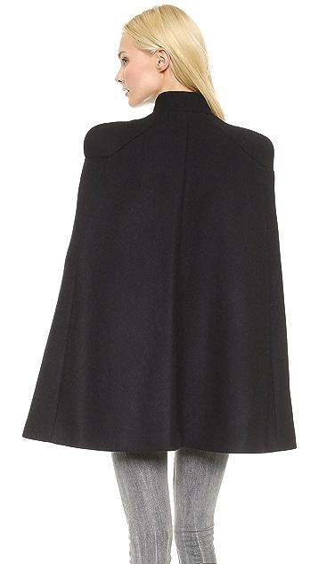 Pierre Balmain Cloak