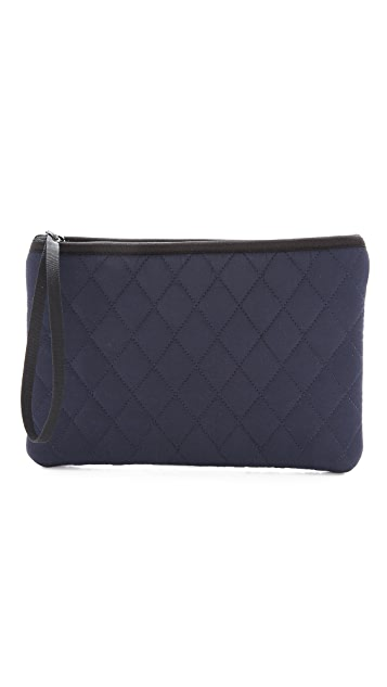 pijama Quilted Medium Pouch