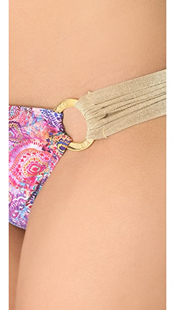 PilyQ Tibet Bikini Bottoms