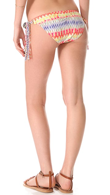 PilyQ Razzle Dazzle Bikini Bottoms