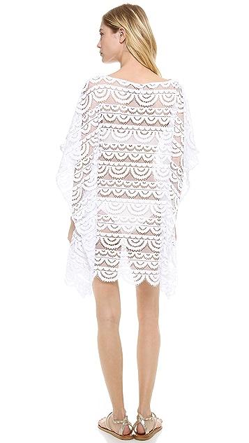 PilyQ Bahama White Tunic