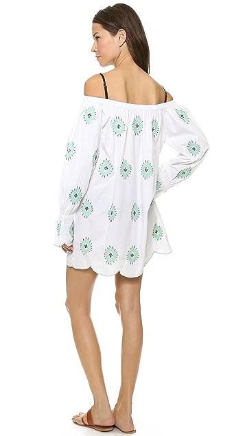 PilyQ Olivia Cover Up Dress