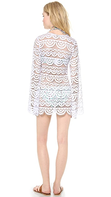 PilyQ Noah Cover Up Dress