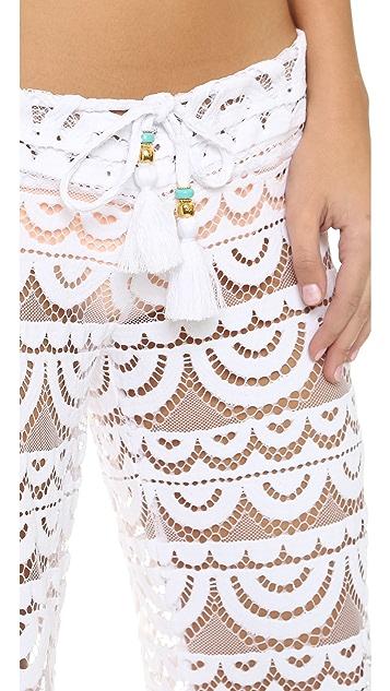 PilyQ Malibu Lace Pants