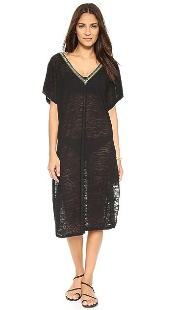 Pitusa V Back Dress