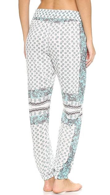 PJ Salvage Printed PJ Pants