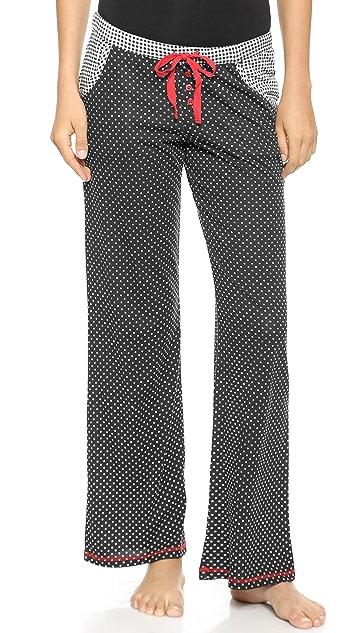 PJ Salvage PJ Salvage Opposites Attract PJ Pants
