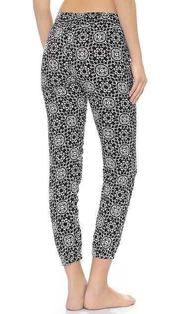 PJ Salvage PJ Salvage Challe Chic Drawstring Pants