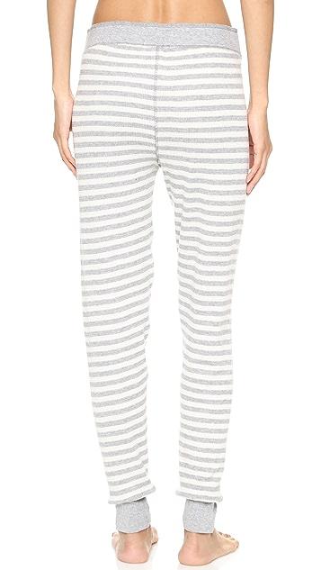 PJ Salvage PJ Salvage Striped PJ Pant