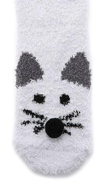 PJ Salvage Mouse Socks