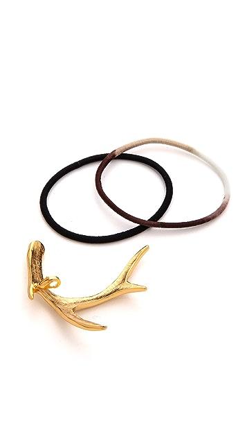 PLUIE Antler Hair Tie