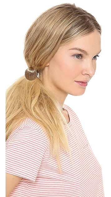 PLUIE Shell Hair Tie