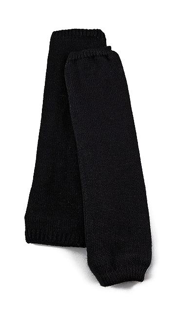 Plush Fleece Lined Arm Warmers