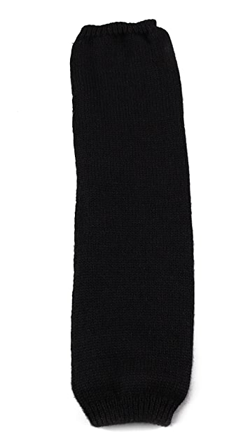 Plush Fleece Lined Arm Warmers
