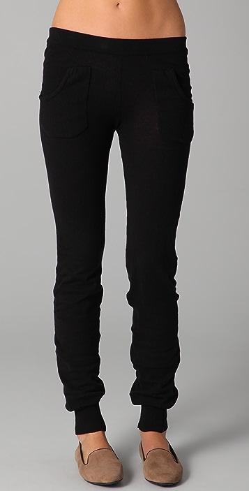 Plush Sweater Leggings
