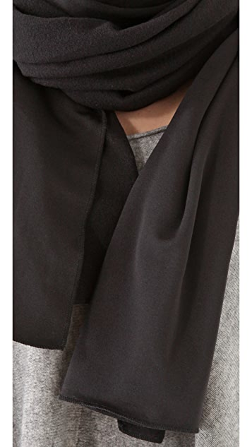 Plush Oversized Fleece Lined Scarf