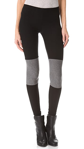 Plush Fleece Lined Leggings