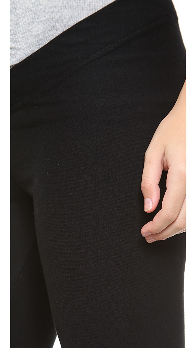 Plush Fleece Maternity Leggings Shopbop