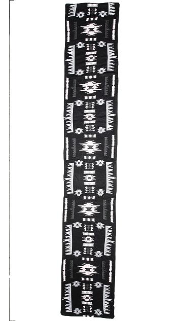 Plush Aztec Scarf