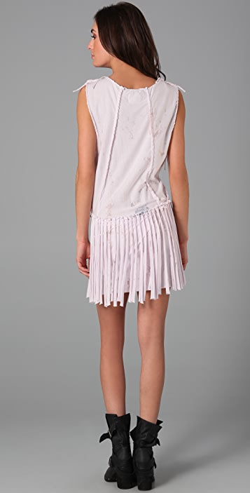 Pencey Braided Dress