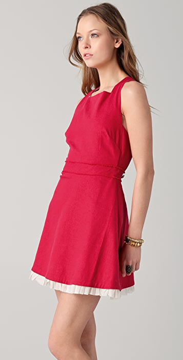 Pencey Apron Dress