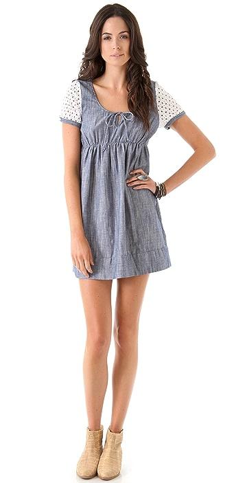 Pencey Polo Dress